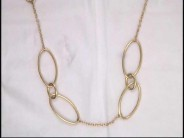 "18k Yellow Gold 25"" Necklace"