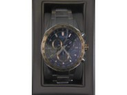 Gentlemens Stainless Steel And Gold Tone Citizen Watch