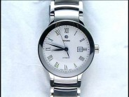 Lady's Stainless Steel Rado Centrix Watch